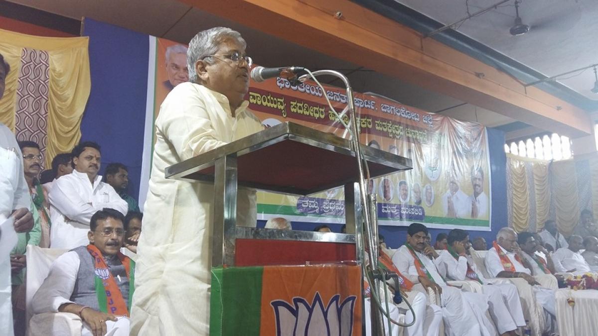 Kar'nataka': Chhatrapati Shivaji Maharaj was 'a Kannadiga', claims Dy CM Govind Karjol