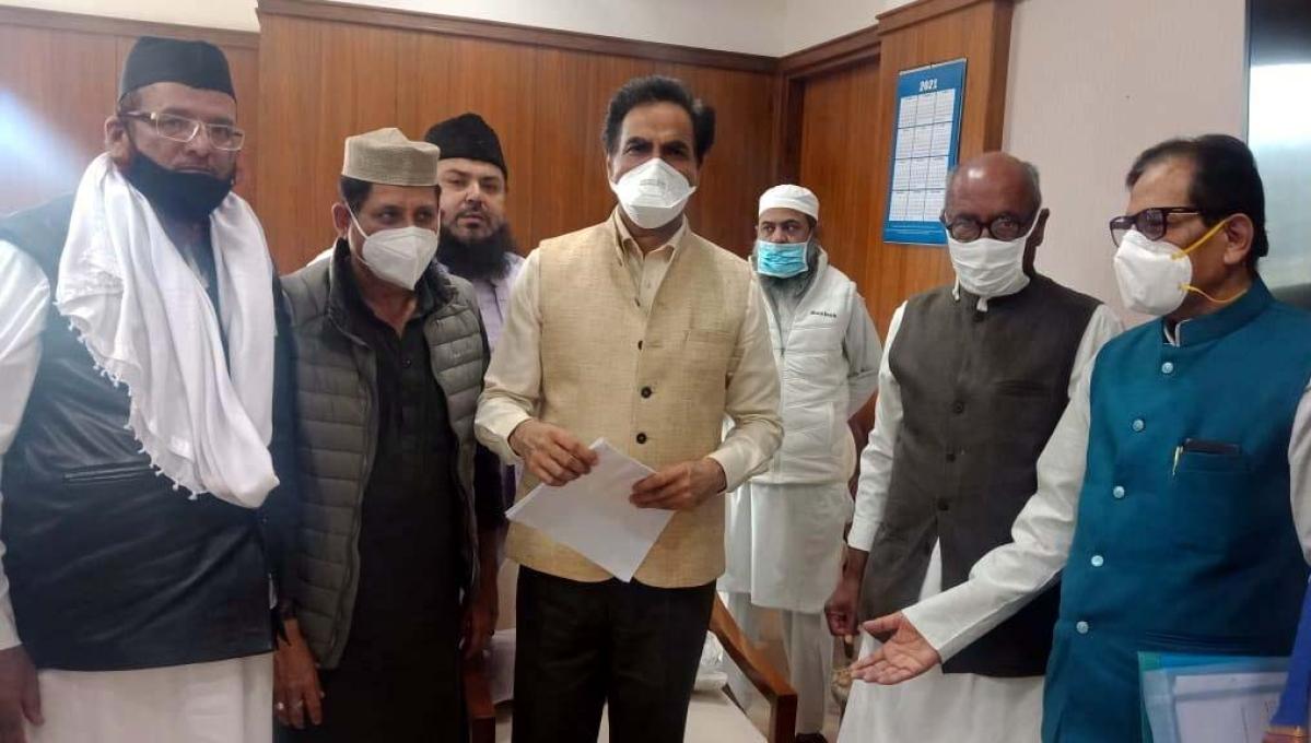 Communal elements trying to disturb harmony in state: Digvijaya Singh