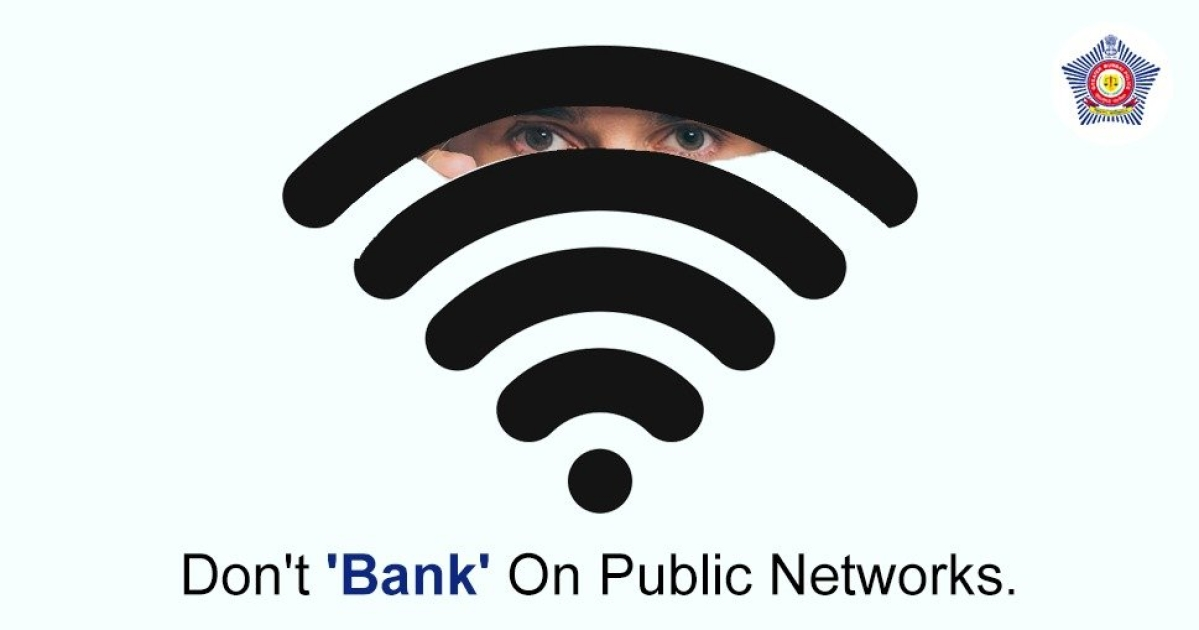 'Don't Bank on public network': Mumbai CP warns people against cyber crimes