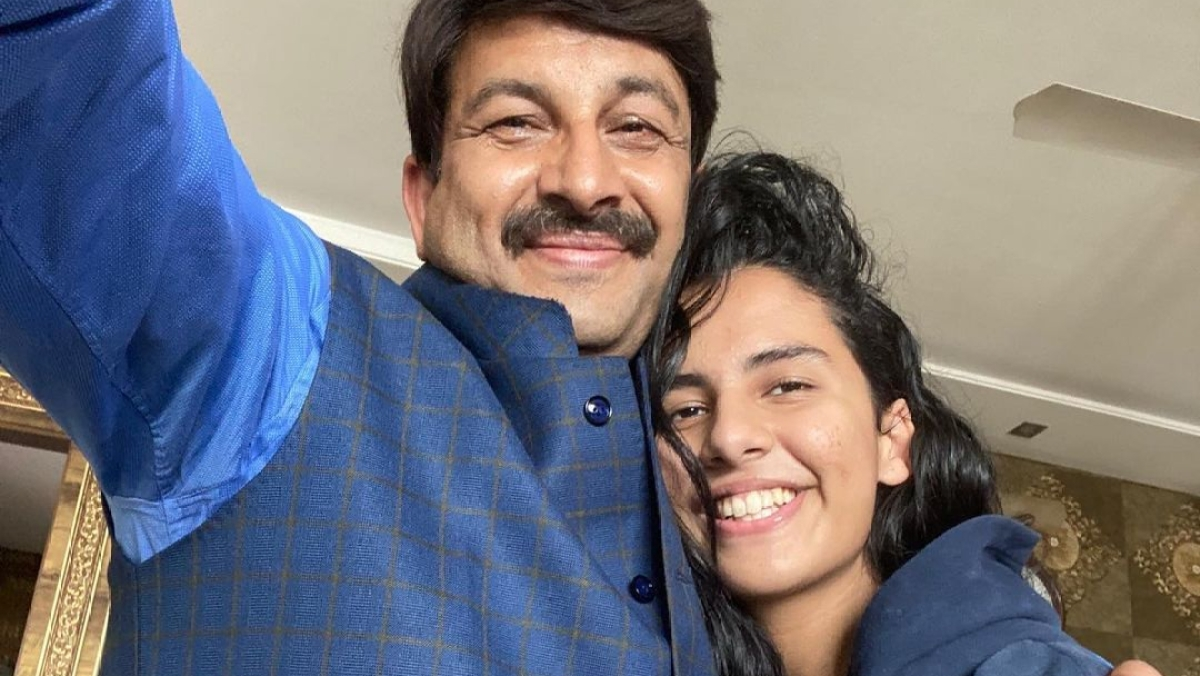 Manoj Tiwari opens up about his second marriage, says 'my daughter Rhiti suggested Surabhi and I should tie the knot'