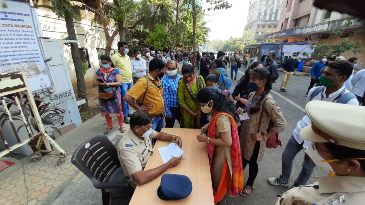 COVID-19 in Mumbai: Click here for list of vaccination centres issued by BMC for 45+ on May 10