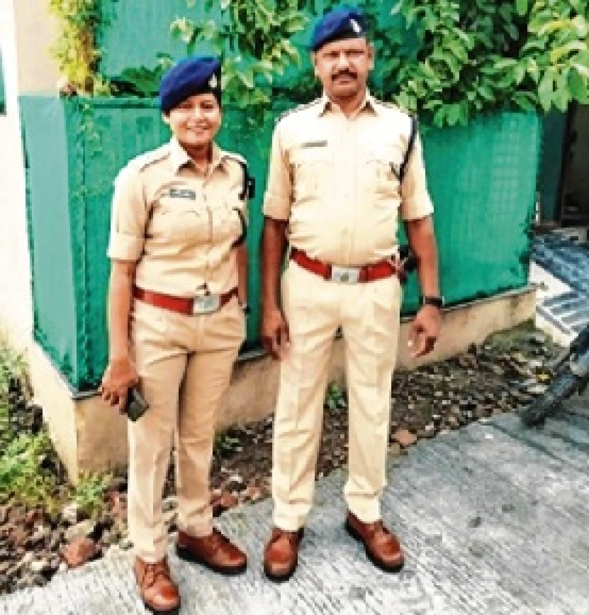 Dad Sub-Inspector, daughter Deputy Superintendent of Police in MP