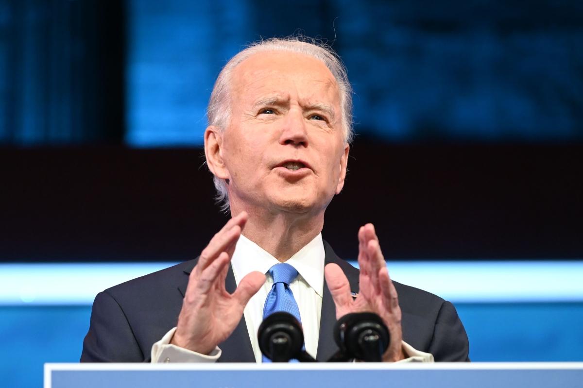 President-elect Joe Biden calls Trump unfit to serve