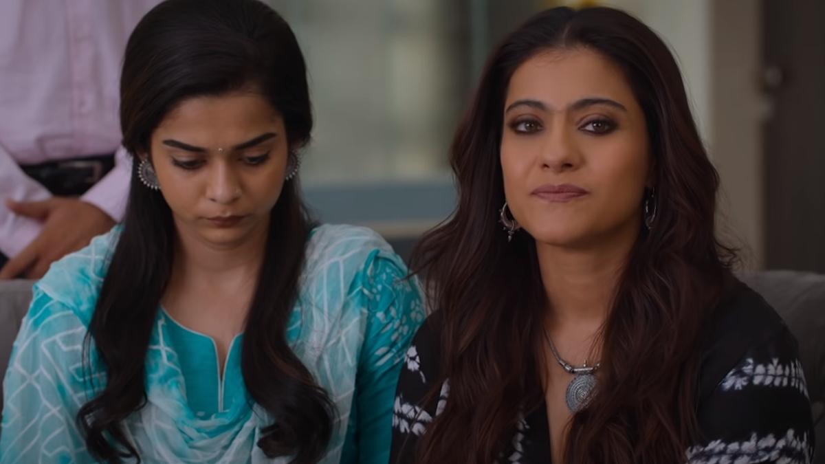 Tribhanga Trailer: Kajol starrer celebrates imperfections of perfect families