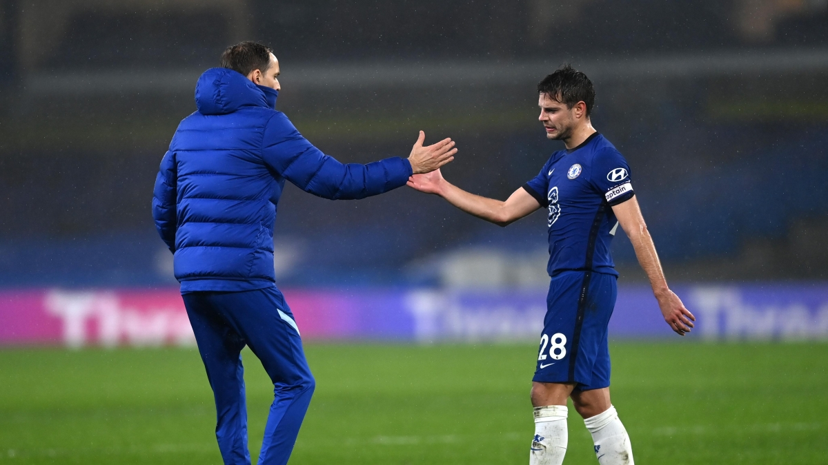 Premier League: Chelsea held to goalless draw by Wolves in Thomas Tuchel's first match in charge