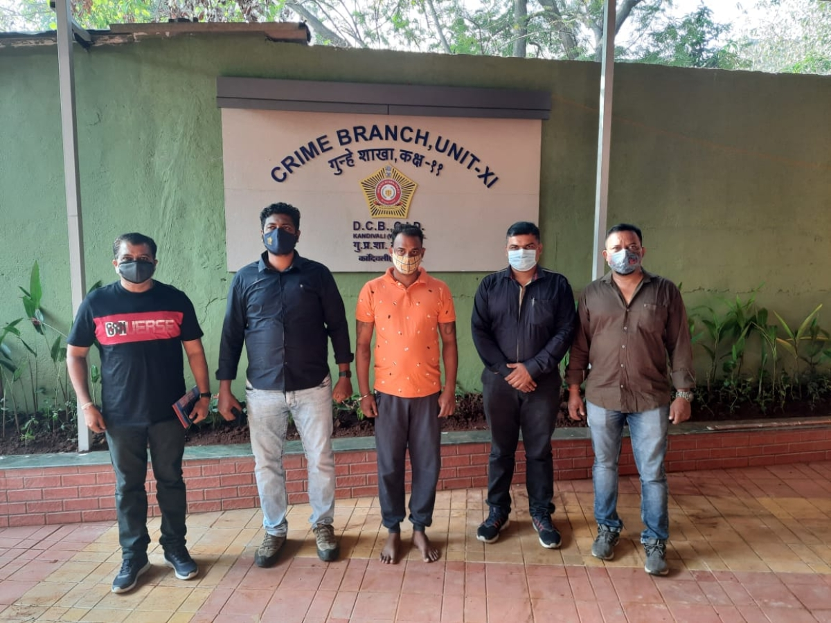 Mumbai: History-sheeter held with mephedrone worth Rs 30 lakh