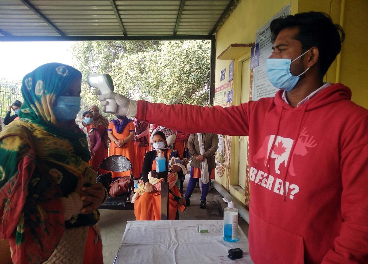 Madhya Pradesh: 8 districts report zero corona cases
