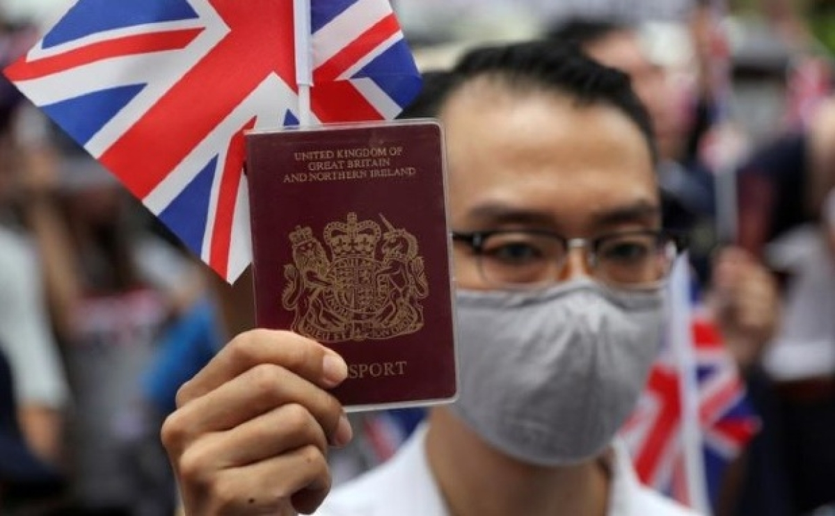 New UK citizenship visa route opens for Hong Kong residents