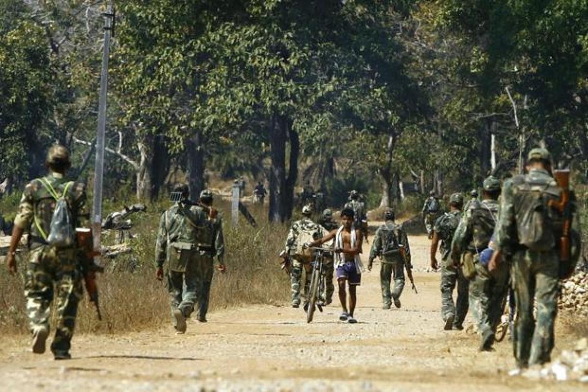 Chhattisgarh: Police constable killed, civilian injured in Naxal attack at Kanker district