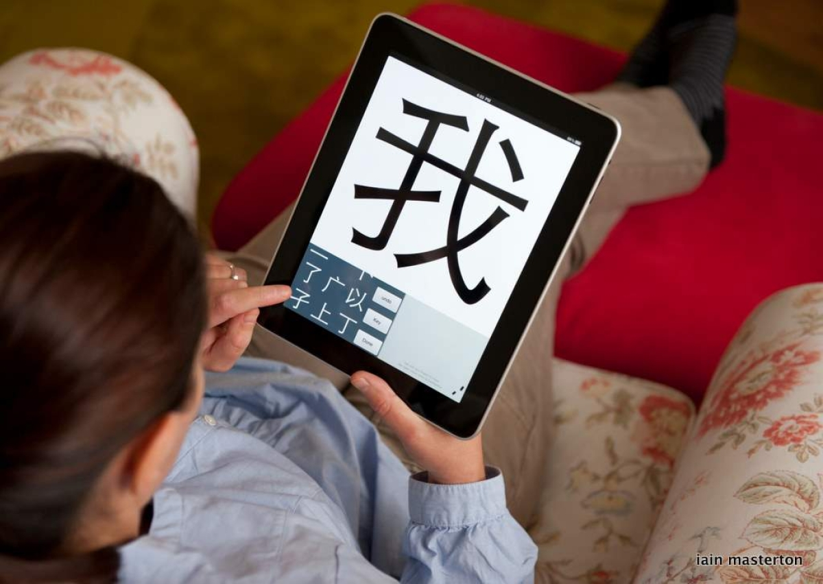 Learning Mandarin for a better tomorrow