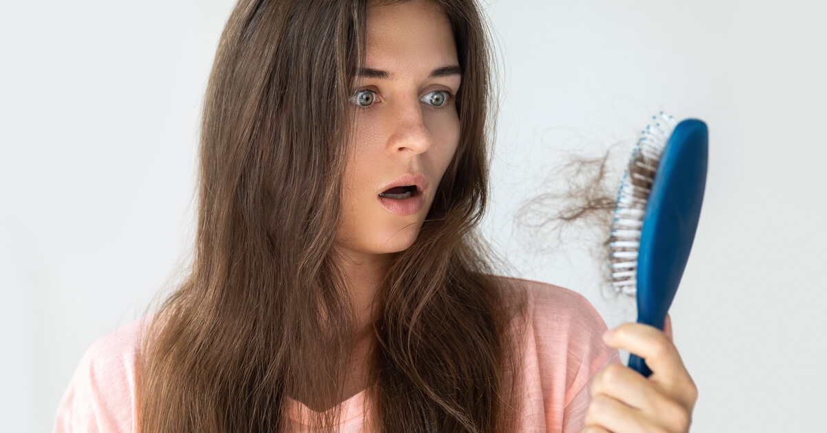 Foods that can help prevent your hair fall