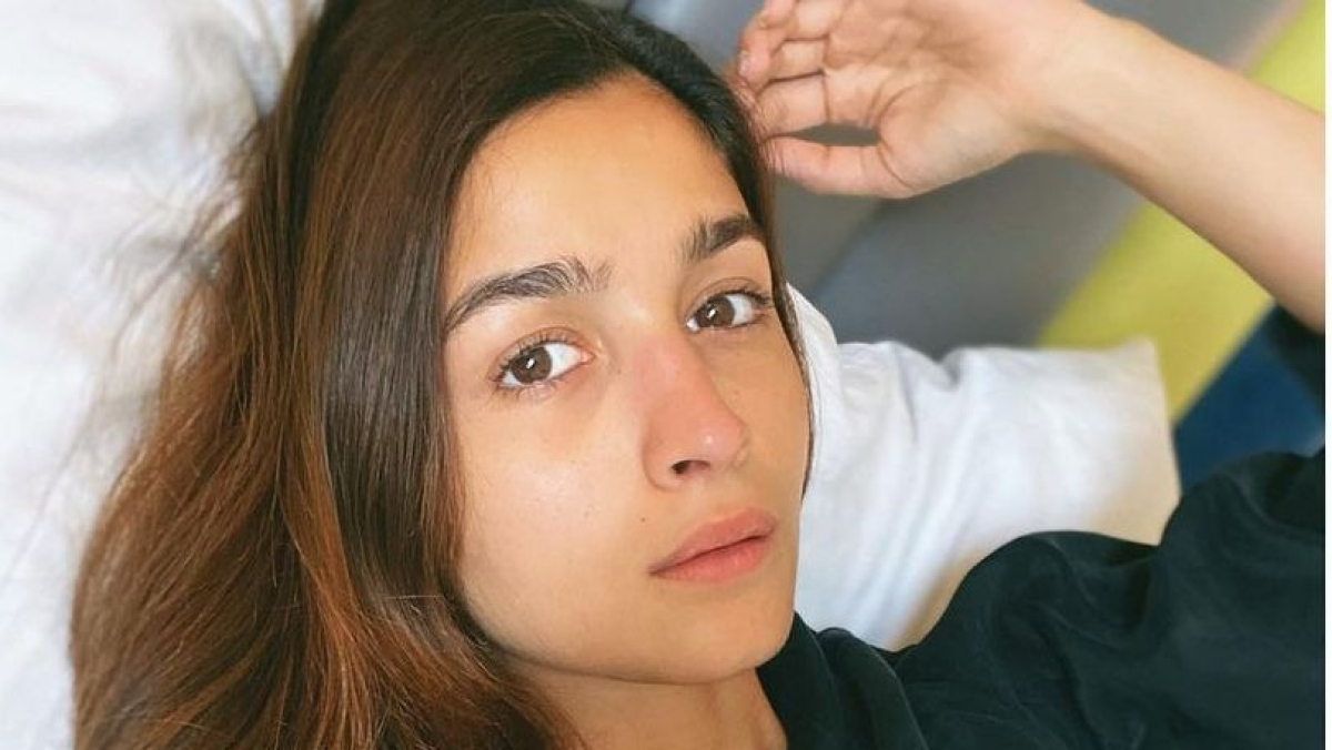 Alia Bhatt hospitalised while filming for Sanjay Leela Bhansali's 'Gangubai Kathiawadi' in Mumbai