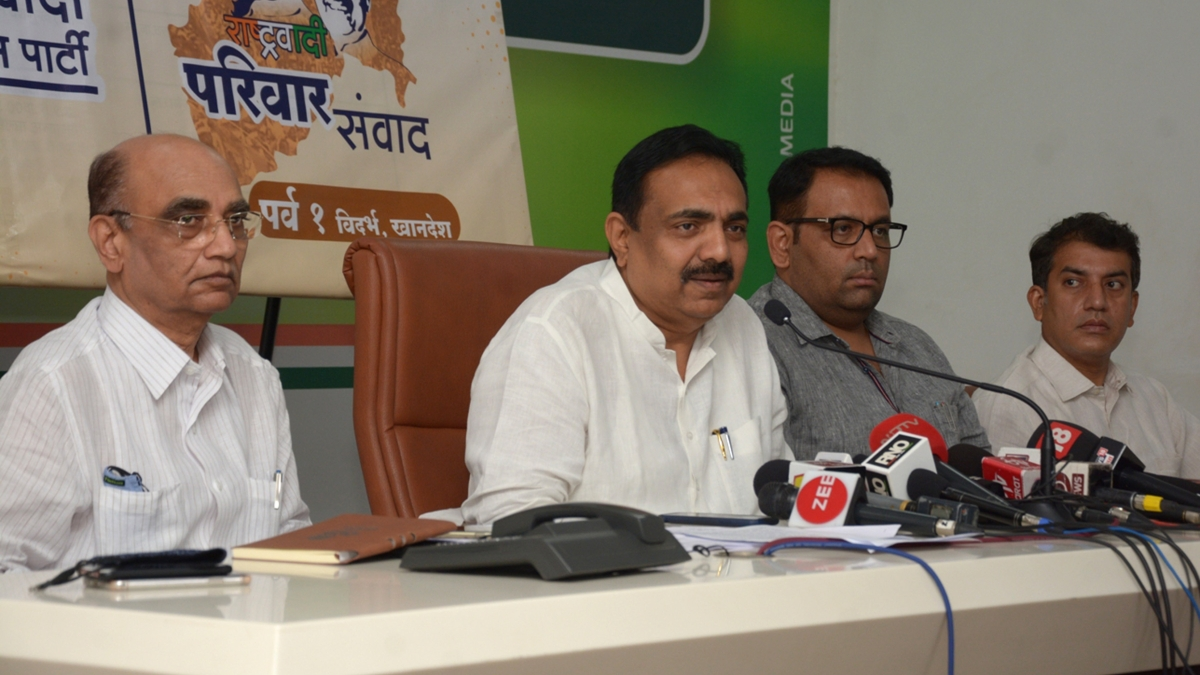 Mumbai: NCP not to go solo in polls but firms up plan to become a pan Maharashtra by improving its tally