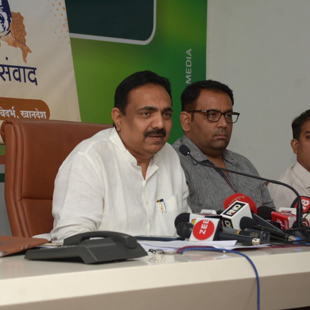 Mumbai: No tie up between NCP and BJP, says Jayant Patil