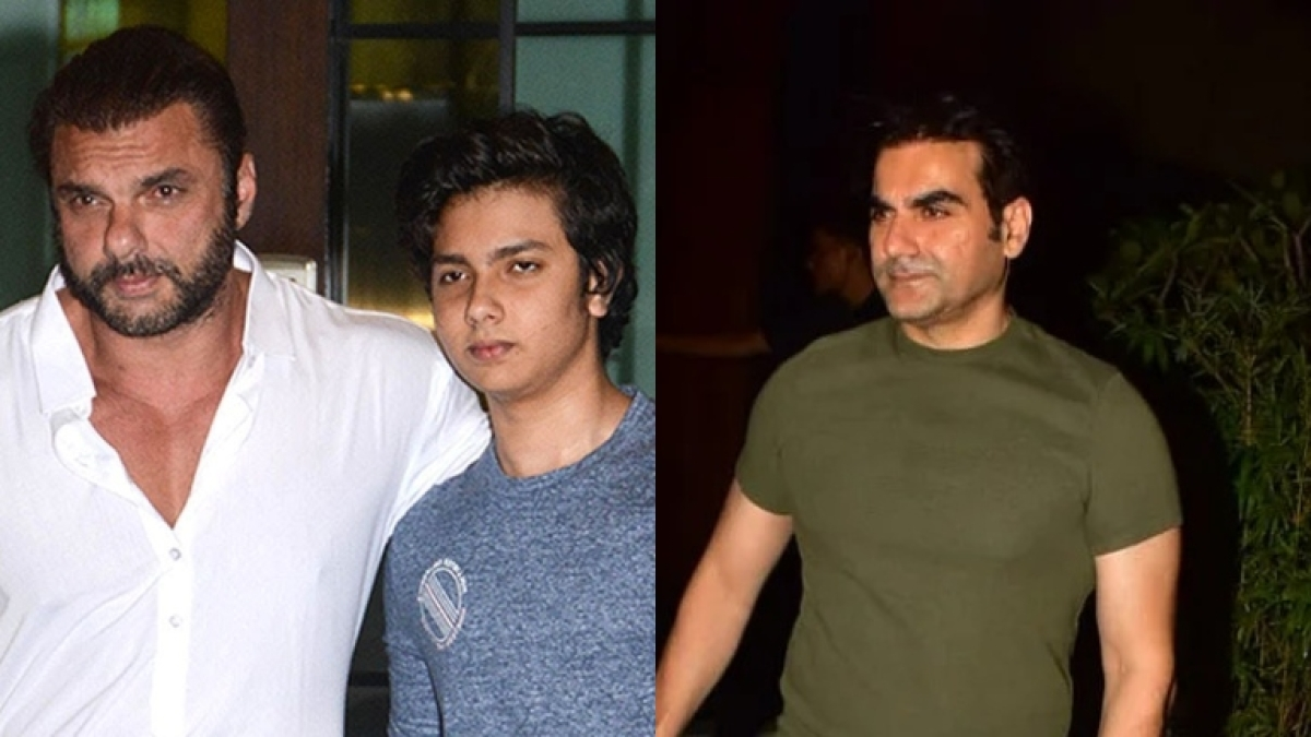 Sohail Khan, son Nirvaan and brother Arbaaz Khan booked by BMC for violating COVID-19 norms