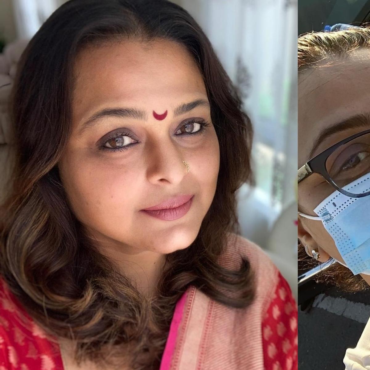 Shilpa Shirodkar becomes first Bollywood celeb to get COVID-19 vaccine in Dubai