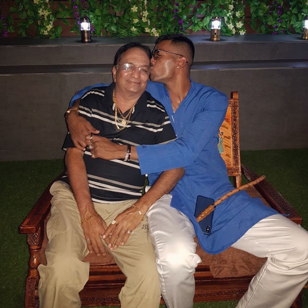 Rest in peace my king: Hardik Pandya's emotional tribute to his late father