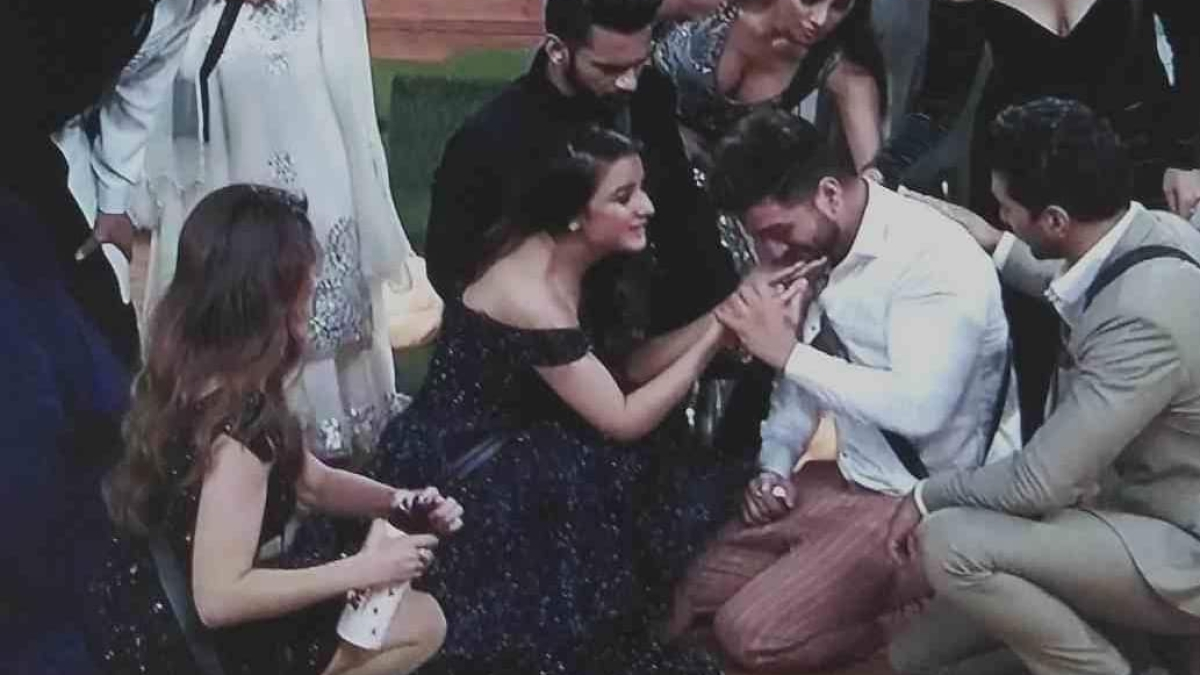 Bigg Boss 14: 'We have to make Aly Goni lift the trophy', Jasmin Bhasin tells fans