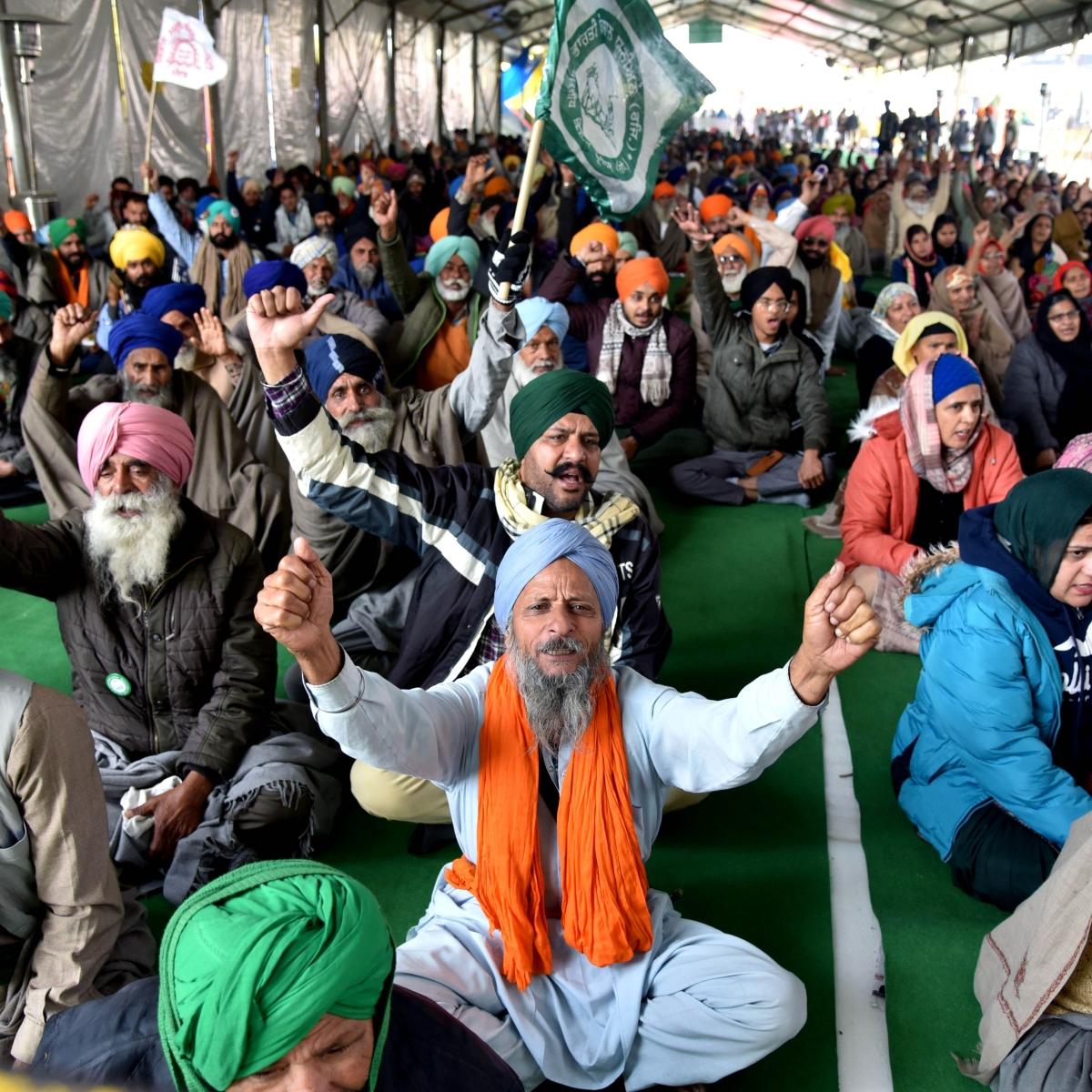 On Lohri, protesting farmers in Delhi to burn copies of new agri laws