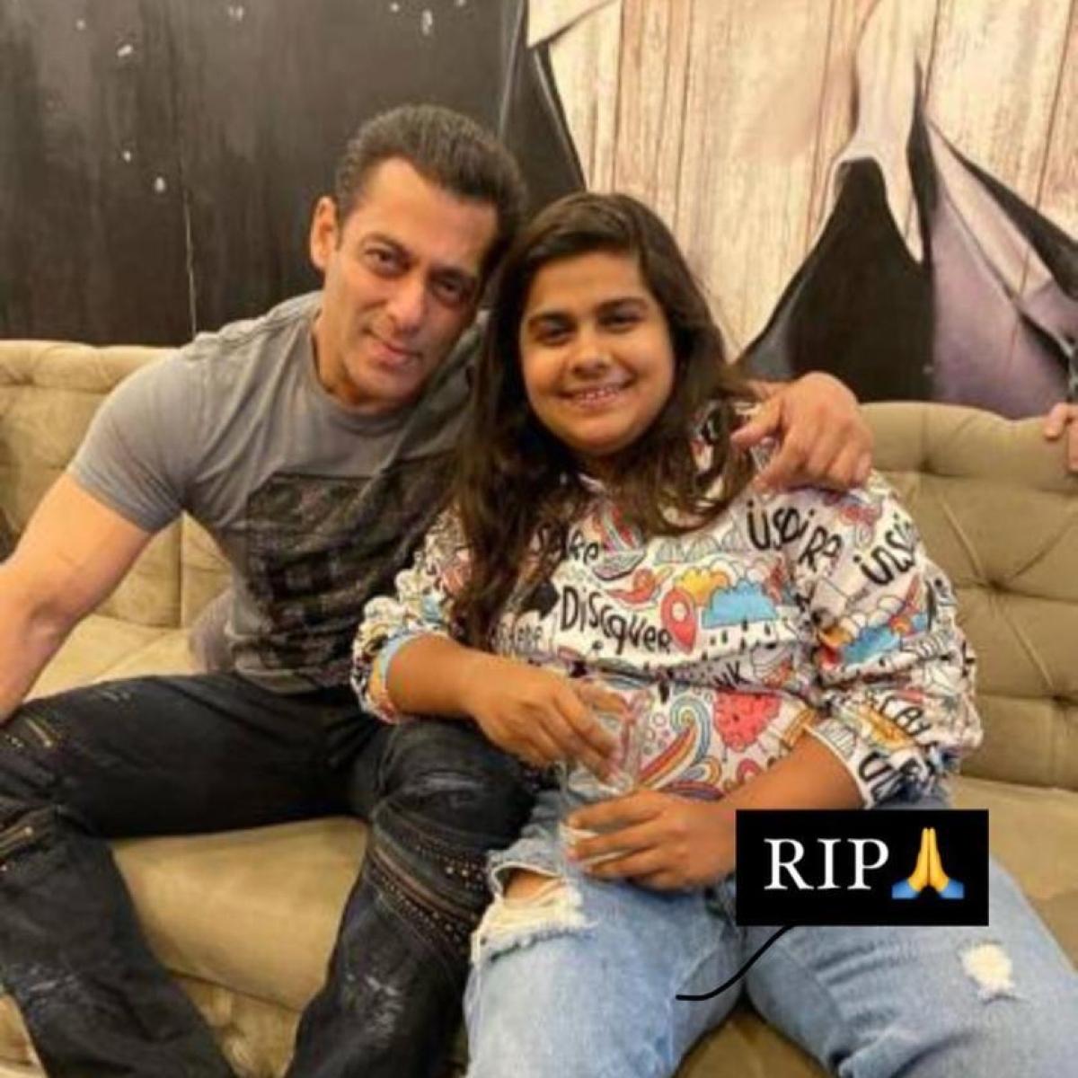 Salman Khan mourns demise of 'Bigg Boss' talent manager Pista Dhakad