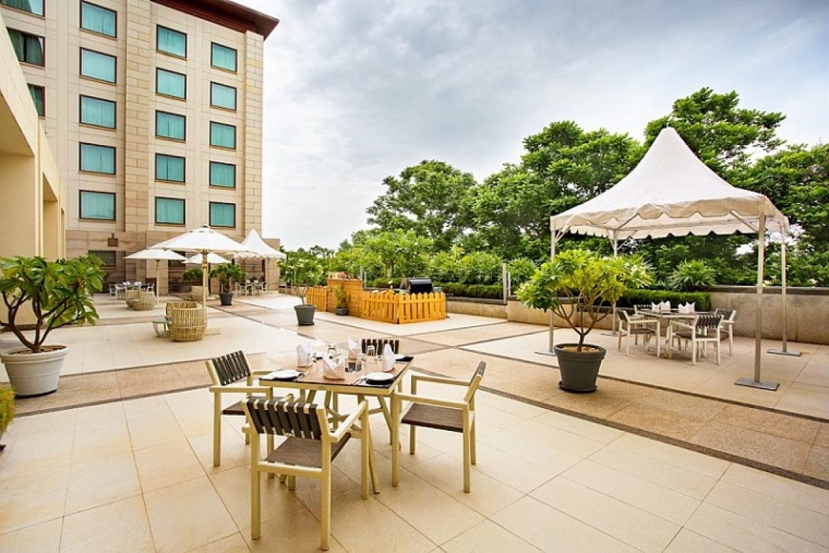 The Novotel Hyderabad Airport Hotel