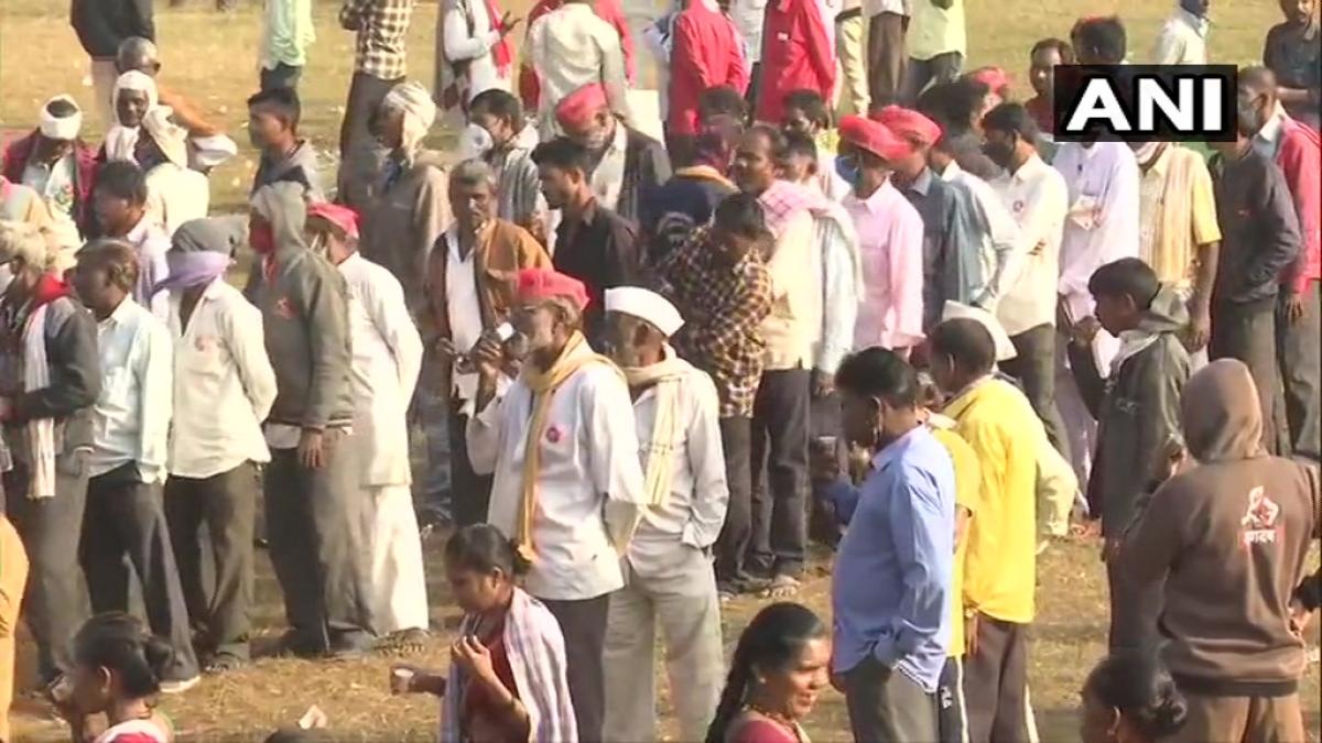 'Maha govt will not implement farm laws': Assembly Speaker Nana Patole tells protesting farmers at Mumbai's Azad Maidan