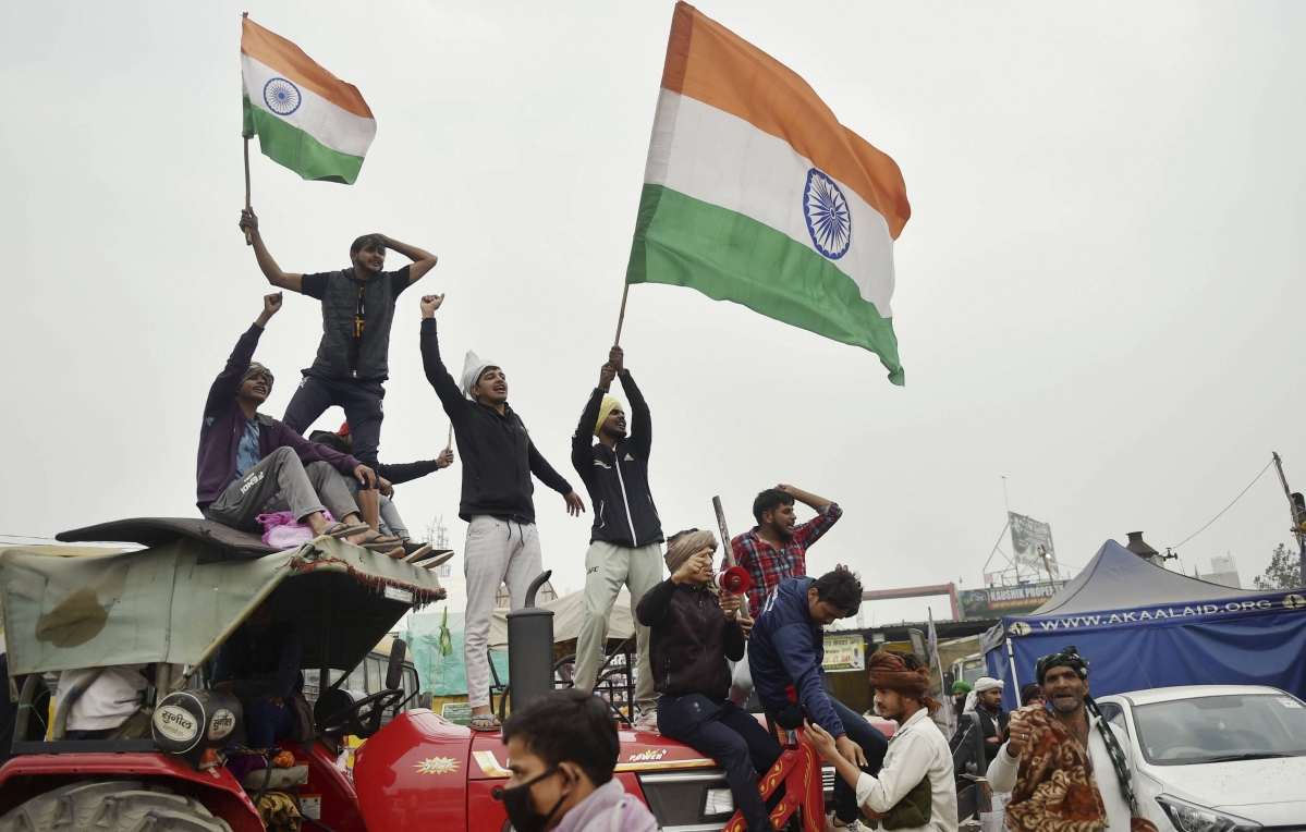 Farmers' tractor rally on Republic Day: SC leaves it for Delhi police to decide