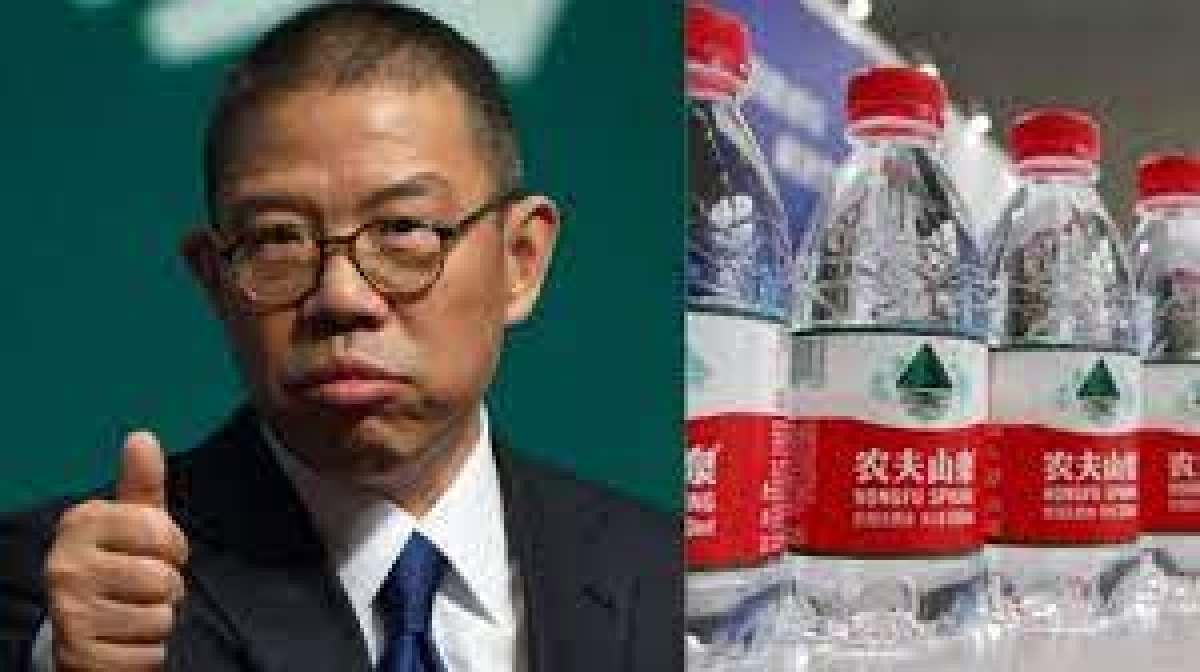 Zhong Shanshan becomes Asia's richest person: All you need to know China's bottled water king