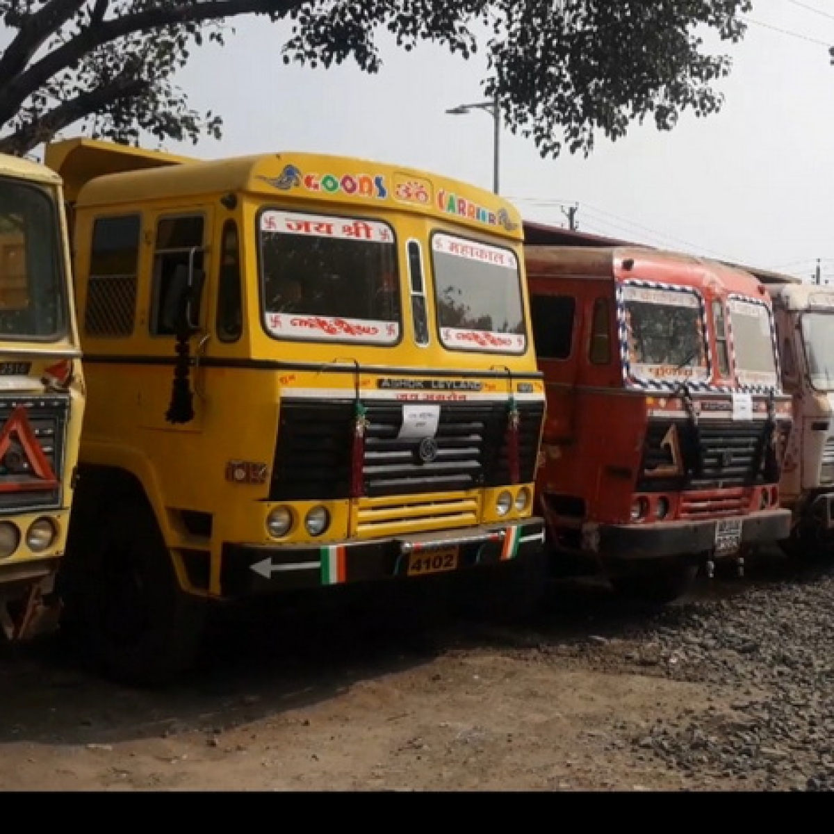 Ujjain: Administration gives 16 confiscated vehicles to Municipal Corporation