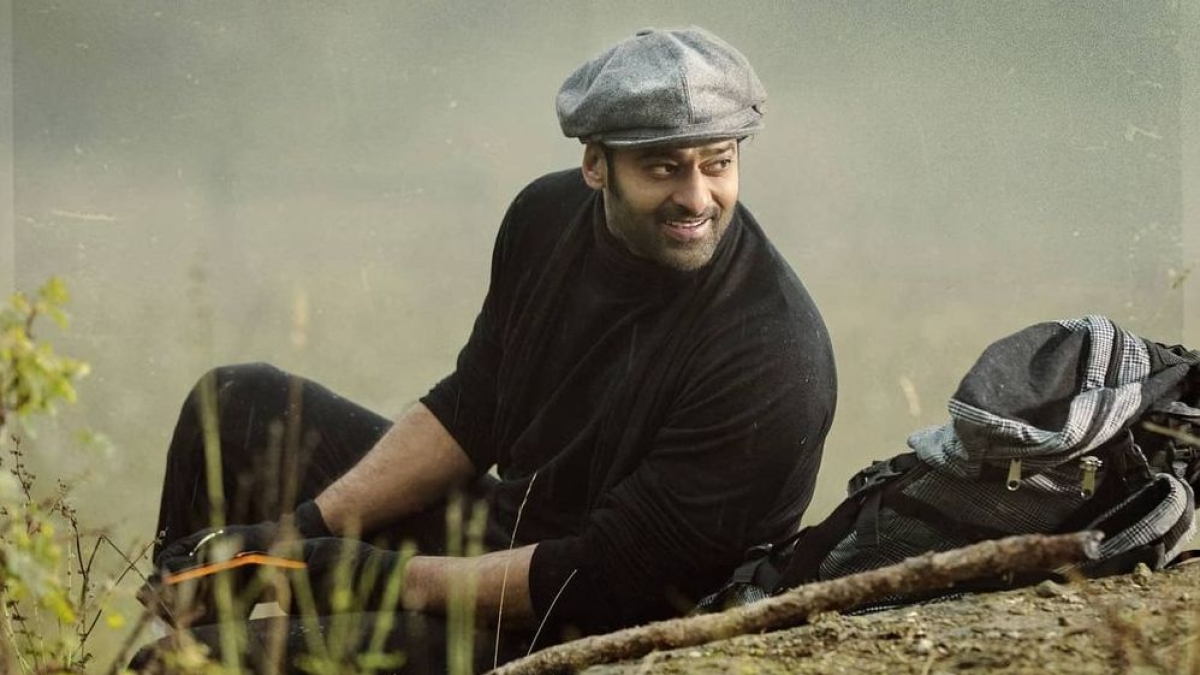 Prabhas treats fans with a brand new 'Radheshyam' poster on New Year