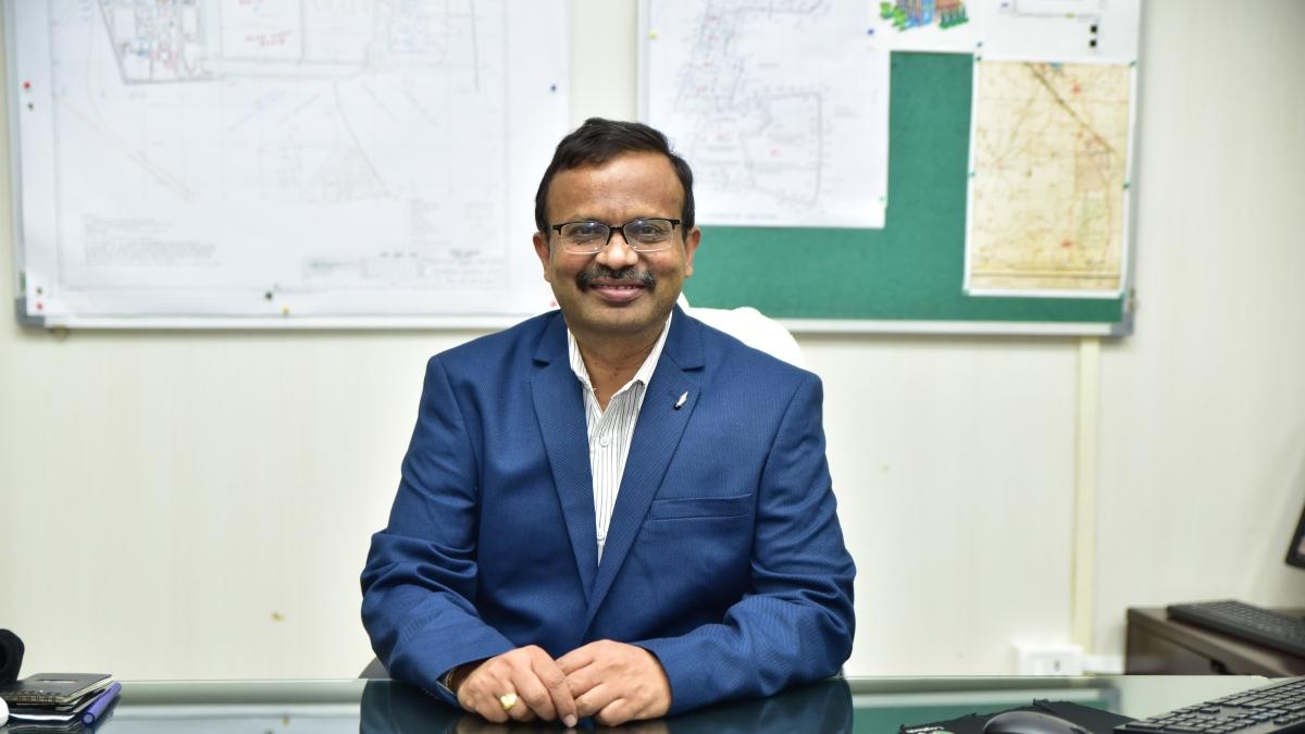 N Srinivasa Rao takes charge as GGM, NTPC