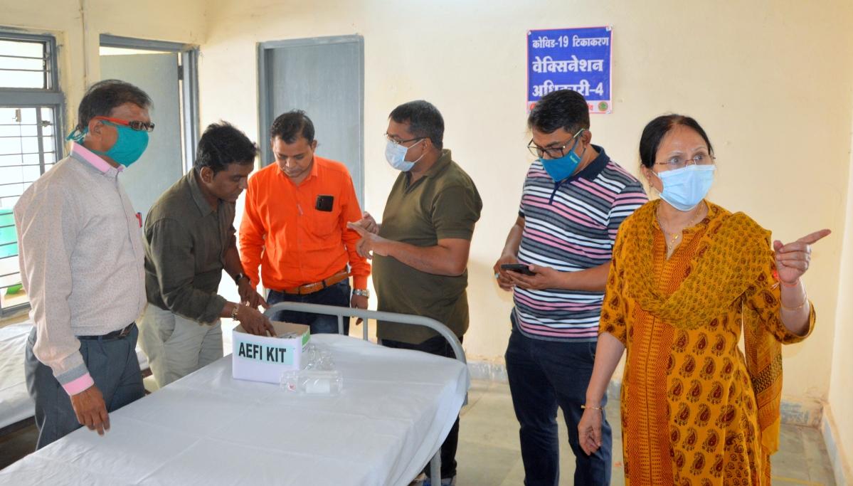Madhya Pradesh: Vaccination in Bhikangaon to begin from today