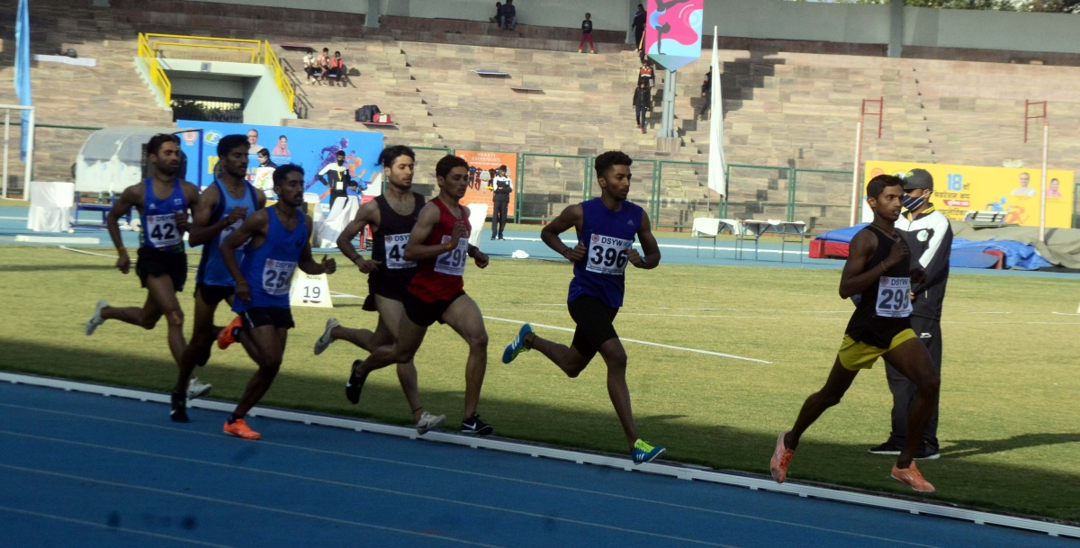New record marks conclusion of National Jr Athletics Championship in Bhopal