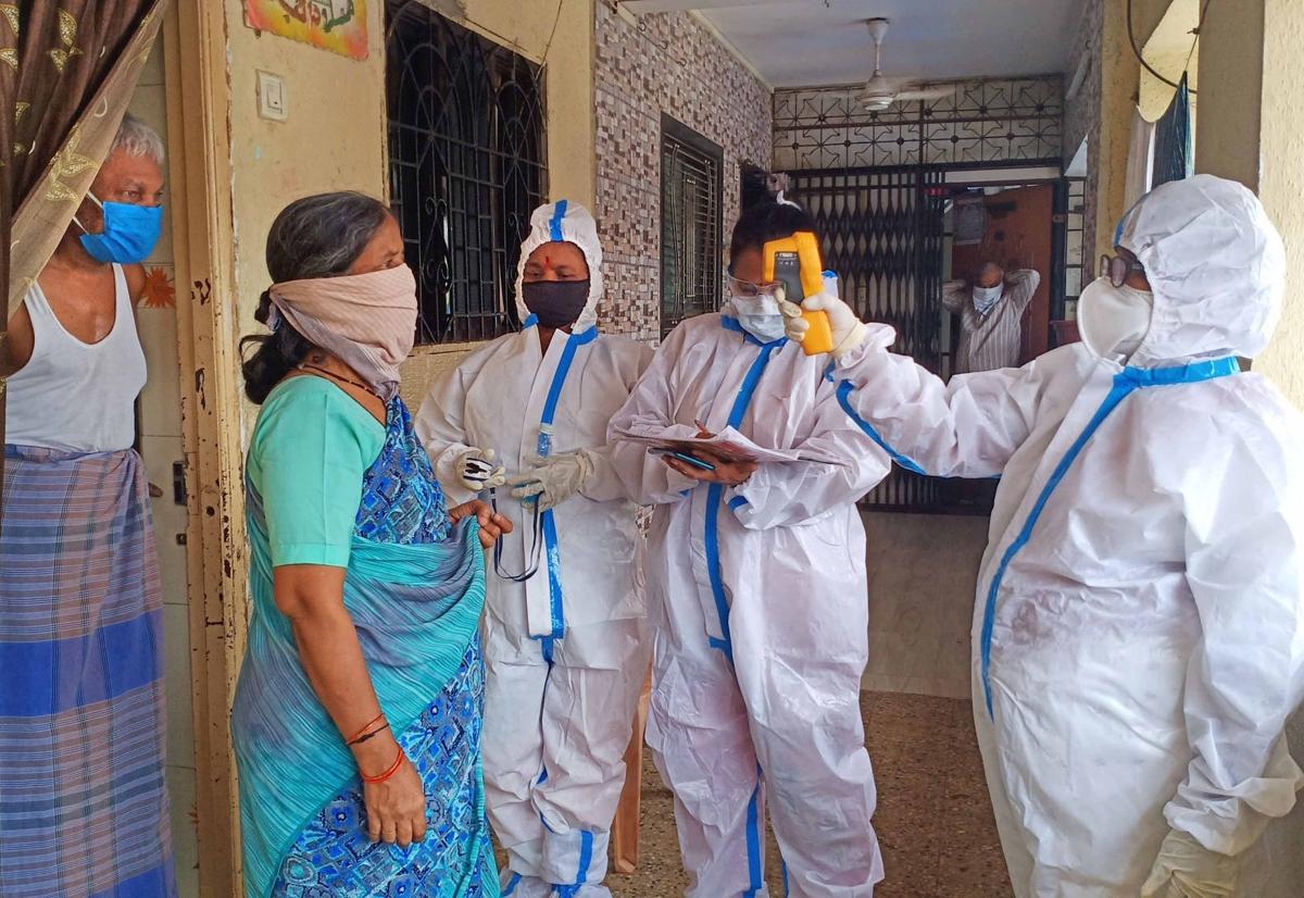 Dharavi, Dadar yet again register zero corona cases