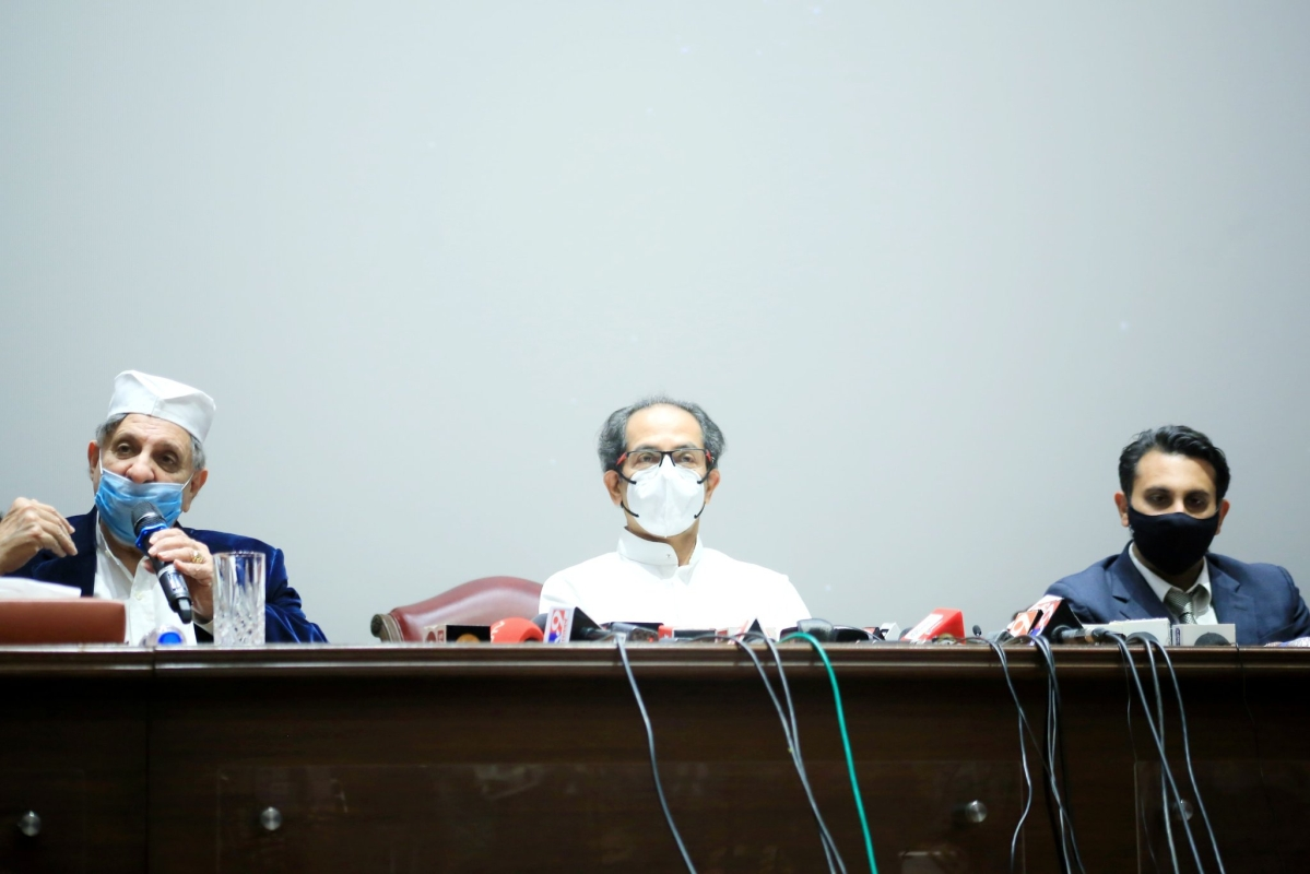 In Pictures: Maha CM Uddhav Thackeray inspects Pune's Serum Institute after five die in fire