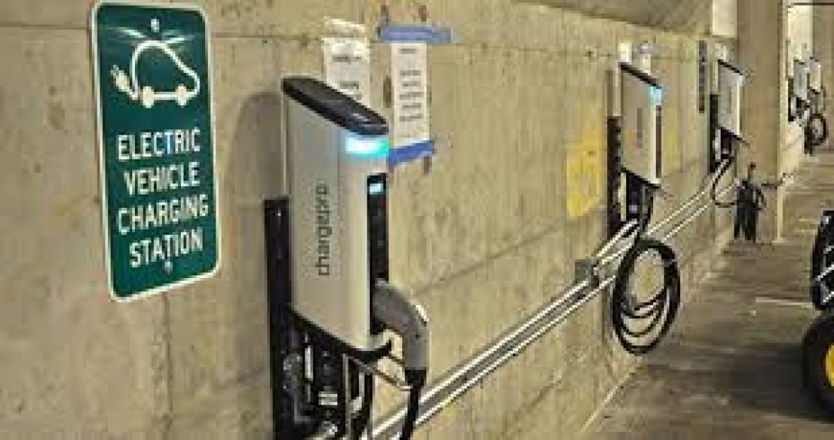 E- vehicle charging