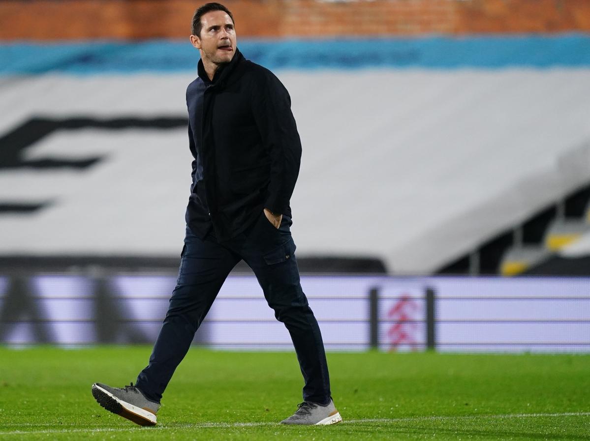 English Premier League shocker: Chelsea fires coach Frank Lampard halfway through 2nd season