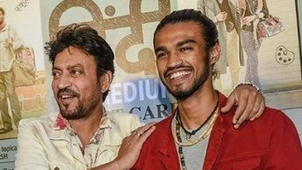 Irrfan Khan's son Babil to start 'looking into' acting offers after graduation