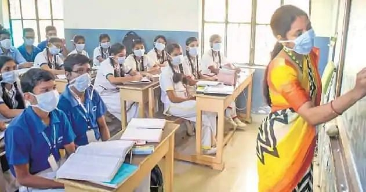 Schools irked as no order from BMC to resume offline classes
