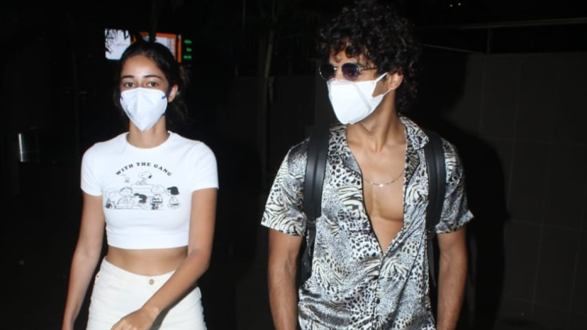 Ishaan Khatter calls rumoured girlfriend Ananya Panday his 'muse', sends fans in frenzy