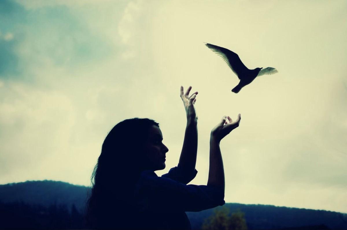 Guiding Light: Let go, Let go, Let God!
