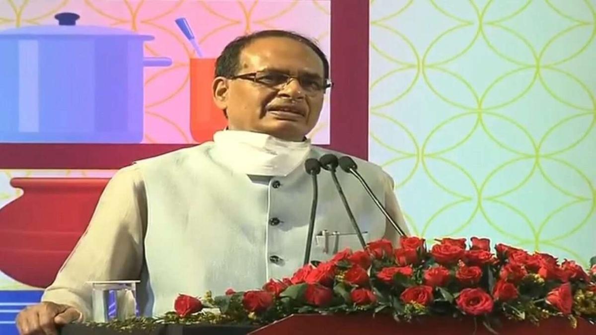 Chief Minister Shivraj Singh Chouhan.