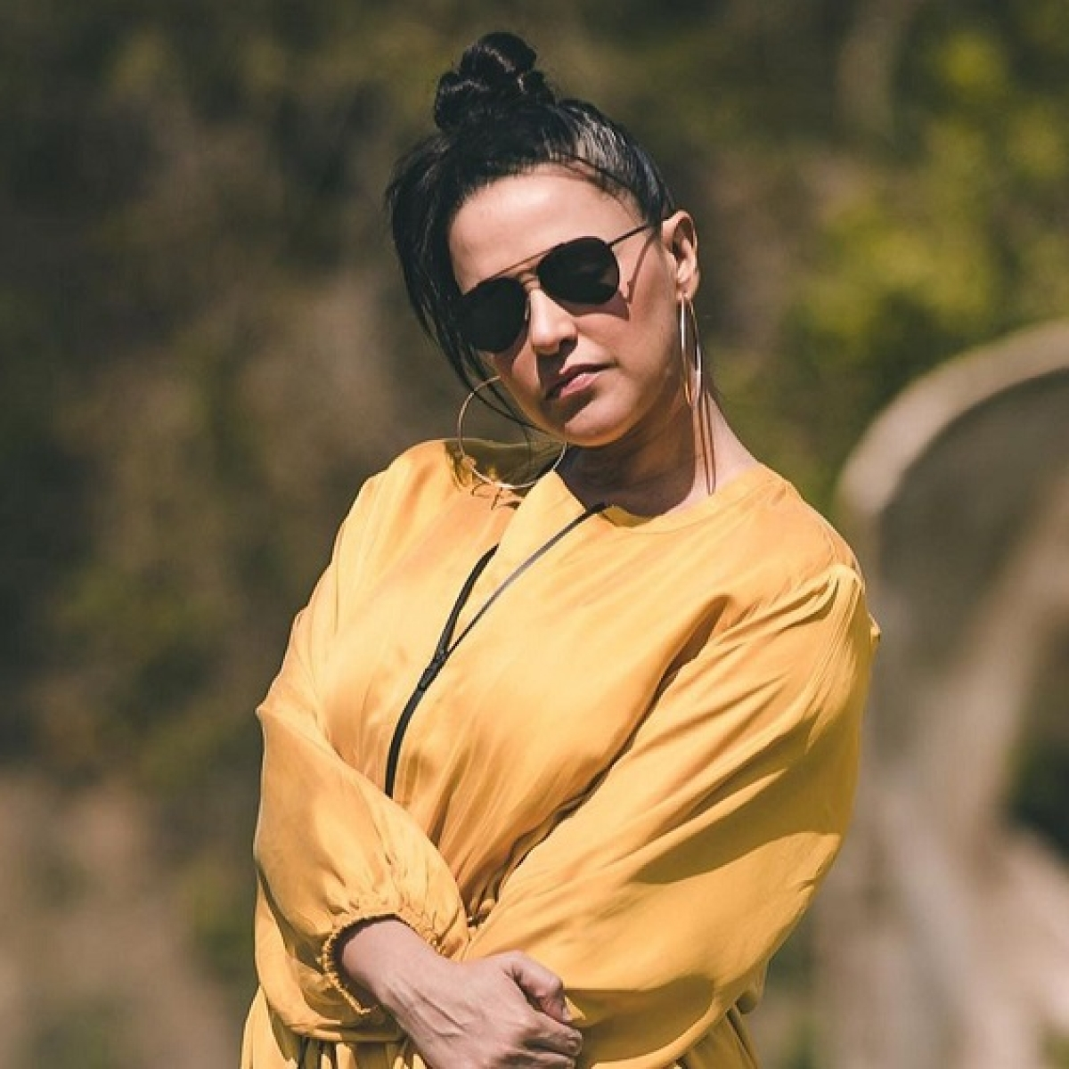 Neha Dhupia to star in and produce short film, 'Step Out'