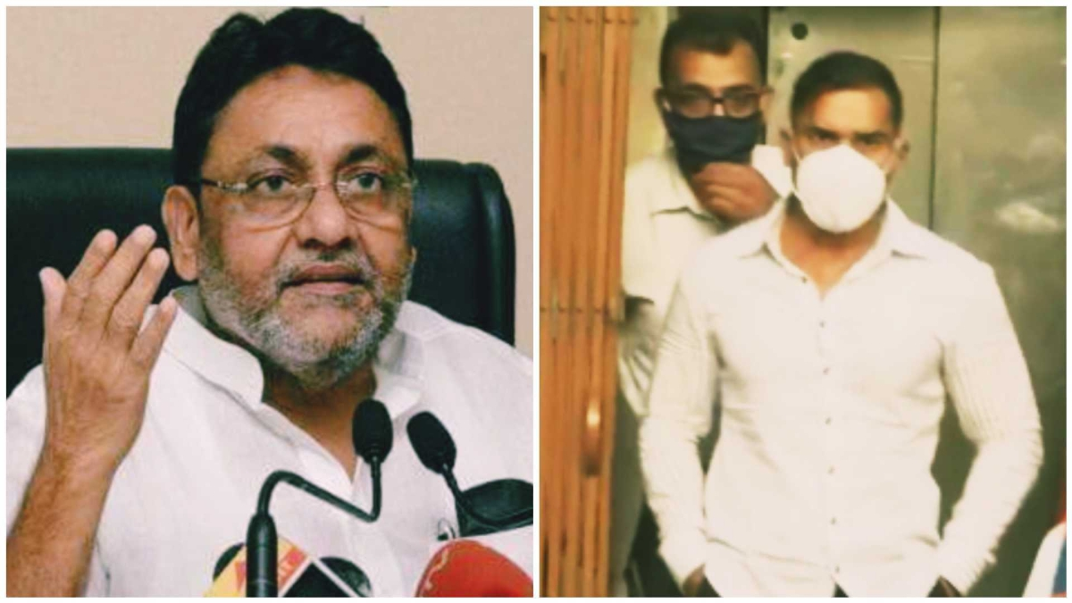 'Nobody is above the law...': Maharashtra minister Nawab Malik reacts after son-in-law's arrest by NCB in drug case