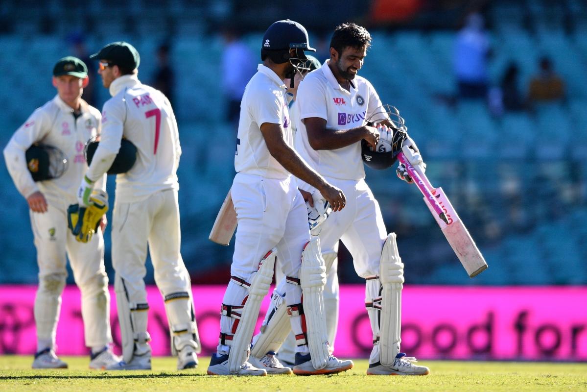 'Take a bow': Twitter lauds grit of injured Hanuma Vihari, Rishabh Pant, R Ashwin after India's epic draw against Australia