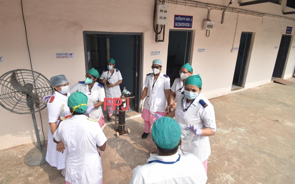 COVID-19: Maharashtra goes on vaccine dry run mode