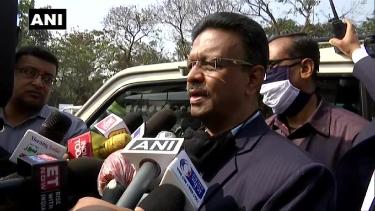 Kolkata Mayor Firhad Hakim meets EC; accuses BJP of using BSF troops to 'terrorise people' for votes