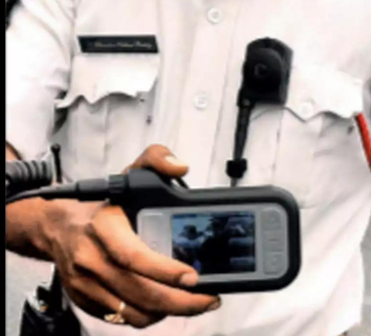 Body cameras for Gujarat cops