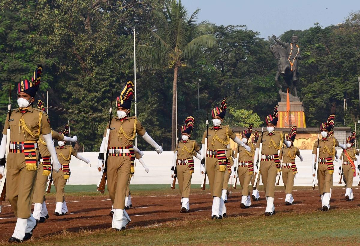 In Pictures: Maharashtra celebrates Republic Day with patriotic fervour amid COVID-19 protocols