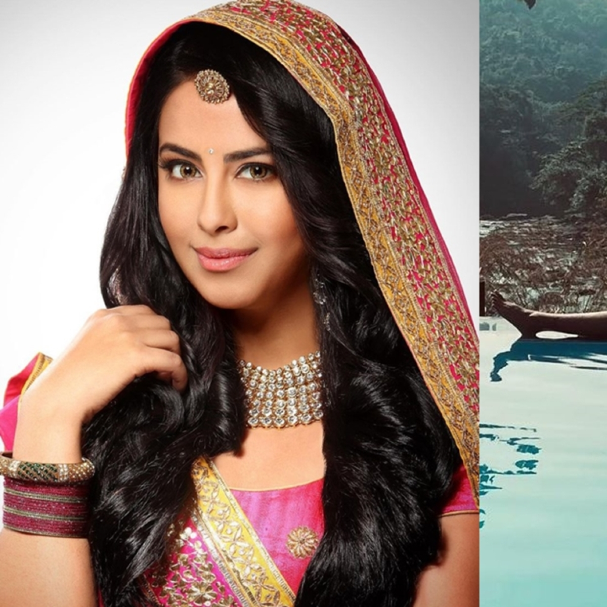 'Balika Vadhu' fame Avika Gor breaks the internet with her bikini pic after weight loss transformation